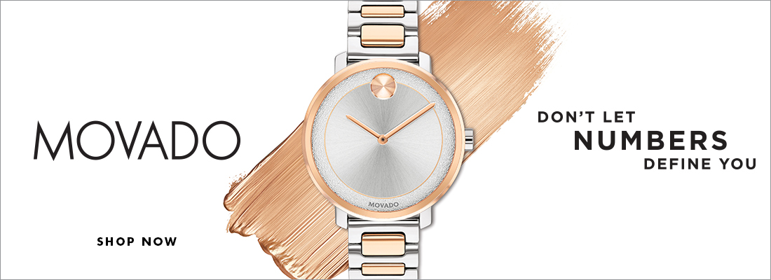 Sterling Jewelers Movado